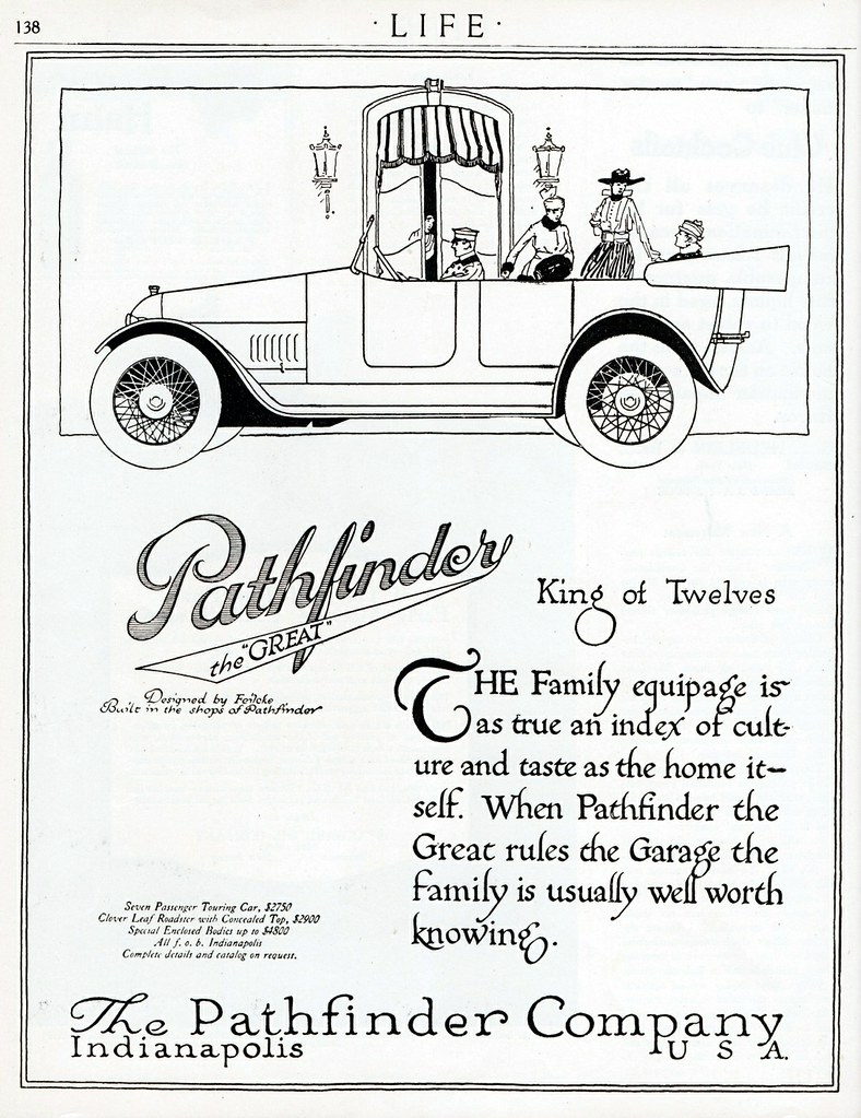 the world s newest photos of 1916 and ad flickr hive mind Car Title 1916 pathfinder twelve seven passenger touring car aldenjewell tags car indianapolis ad