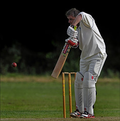 120804.085. Martin Christian. (actionsnaps) Tags: sport kent cricket bowler wicket thanet batsman bellmeadow stnicholasatwade nelsoncricketclub oldhartsdonianscricketclub kentregionalcricketclub