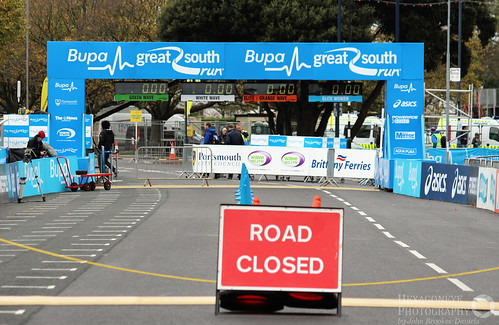 Great South Run - Before The Crowds