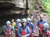 Caving June 2012: A return visit to Ogof Clogwyn.