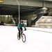 Snow Cyclist