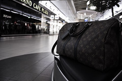 Ready for vacation (Robin Koning) Tags: plaza trip travel vacation holland netherlands robin louis design fly high cafe airport designer kreta grand 45 crete traveling effect schiphol luxury sophisticated vuitton lv lightroom luxurious koning creece macassar keepall tumblr robinkoning