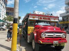 EL CAPORAL (Escaleras, las mejores.) Tags: bus ford truck colombia bolivar 1956 cartagena escaleraslasmejores
