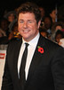 Michael Ball The Daily Mirror Pride of Britain Awards 2012 London