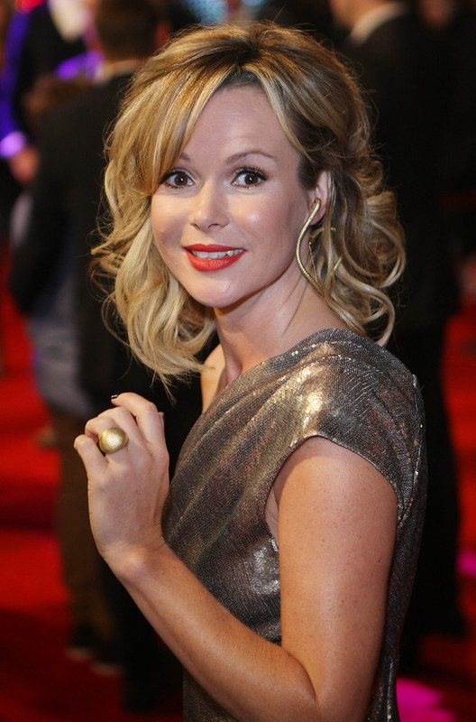 Amanda Holden The Daily Mirror Pride of Britain Awards 2012 London - WENN.com