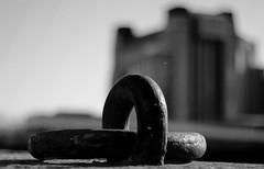 Harbour Ring | Baltic Flour Mills (RStreetUK) Tags: uk england newcastle mono dof harbour baltic tyne gateshead ring flour mills