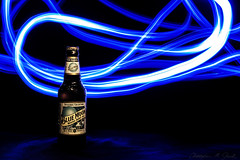 Blue Moon (skippys1229) Tags: lightpainting cold beer canon rebel florida lighttrails ghostly coldbeer bluemoon ocala odc marioncounty canonef24105mmf4lisusm ocalafl ocalaflorida marioncountyfl rebelt1i t1i canonrebelt1i ourdailychallenge odc3 ourdailychallengegroup3 getpushed