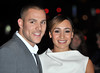 Jessica Ennis and guest Cosmopolitan Ultimate Women Of The Year Awards