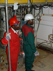 Chemical Engineering Training at the University of Surrey UK 2006 (2)
