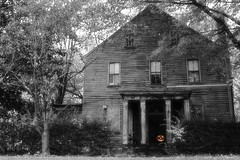 Happy Halloween everyone! (among the ruin) Tags: abandoned halloween decayed hauntedhouse petersburgvirginia perryhouse corelpaintshop photoscape circa1700s amongtheruinphotography