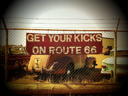 "Get Your Kicks on Route 66 - Tucumcari, New Mexico • <a style=""font-size:0.8em;"" href=""http://www.flickr.com/photos/20810644@N05/8142765017/"" target=""_blank"">View on Flickr</a>"