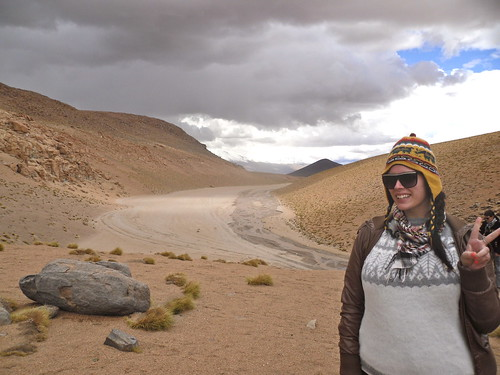 Peace From The Altiplano