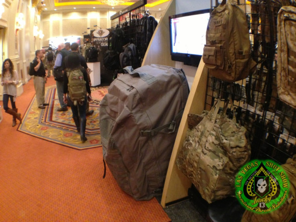 ITS Tactical SHOT Show 2013: Day 1 Live Coverage 050
