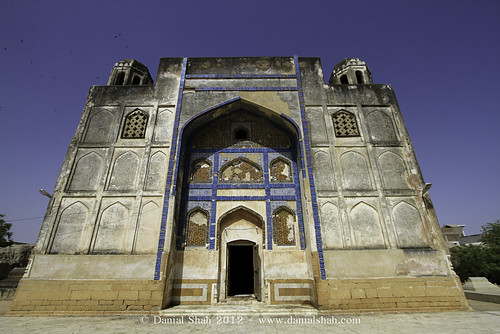 Talpur Rulers Monuments - Hyderabad