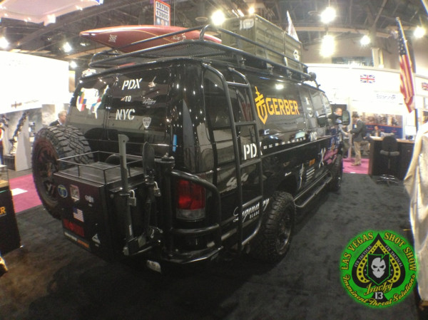 ITS Tactical SHOT Show 2013: Day 3 Live Coverage 003