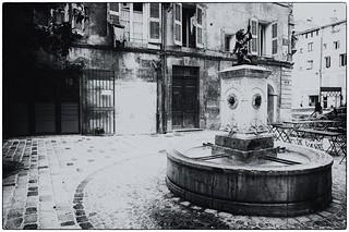 Place des Fontetes