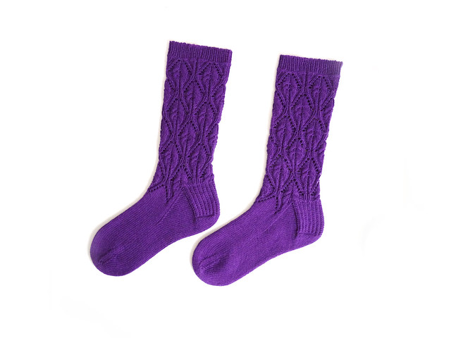 Lumene Socks By Mimi Hill for Eskimimi Makes