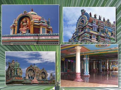temple de la Réunion