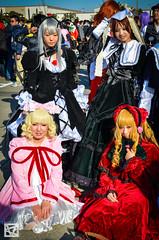 Comiket 83-148 (marcellomasiero) Tags: girls anime cute sexy japan cool cosplay manga guys crossdressing videogames kawaii   odaiba cosplayers     comiket    comiket83 tokyobighsight