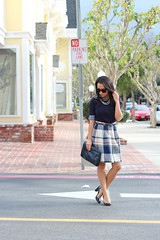 Vintage Plaid Skirt11.jpg (Stylish Petite) Tags: savers vintageskirt vintageplaid vintageplaidskirt saversthriftstore thriftedplaidskirt