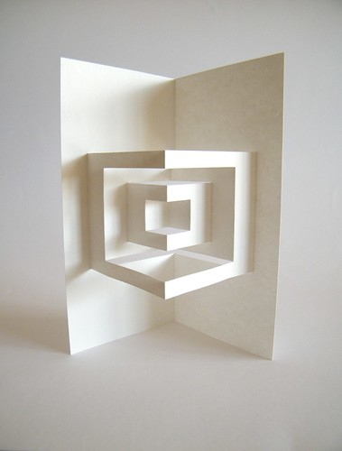 Composition with cubes 1