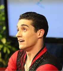 Javier Fernández (annalisascaglia) Tags: men ice iceskating zagreb goldmedal patinage pattinaggio javierfernandez zagabria domsportova patinageartistique kissandcry europeanfigureskatingchampionshipeuropean