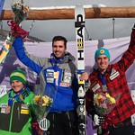 Ford Swette (BC Team/WMSC) wins Nor-Am GS in Vail, Colorado; Sasha Zaitsoff (CAST/Red Mountain Racers) is 2nd PHOTO CREDIT: Brandon Dyksterhouse
