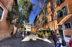 """Piazza di Sant'Egidio, Trastevere • <a style=""""font-size:0.8em;"""" href=""""http://www.flickr.com/photos/89679026@N00/8436802393/"""" target=""""_blank"""">View on Flickr</a>"""