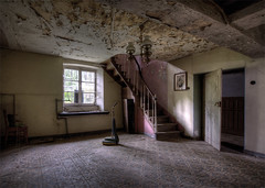 Maison Kirsch (Rolf Steppenwolf) Tags: abandoned farmhouse hdr urbex