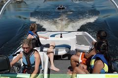 People tubing (StateMaryland) Tags: life ski landscape boat skiing jacket boating tubing lifejacket
