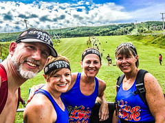 Spartan Super - Blue Mountain - July 2016 (Red Dragon Martial Arts Center) Tags: spartan mudrun ocr aroo spartanrace spartansuper spartantrifecta effnorm doubletrifecta