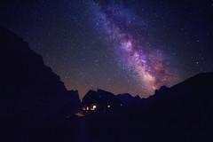 Collado Jermoso (Toni DPZ) Tags: refugio colladojermoso picosdeeuropa milkyway vialactea nocturna torredelfriero senderismo alpinismo posadadevalden fuented nightscape spain