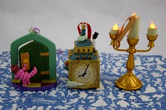 Disney Store Purchases - 2016-07-22 - Alice and Peter Pan Sketchbook Ornaments, Lumiere Light Up Ornament - Rear View (drj1828) Tags: us disneystore disneyparks ornament lightup sketchbook aliceinwonderland peterpan purchase online