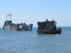 T.J. Neate Copyrighted Photograph (Neatescale) Tags: britisharmy brv beachrecoveryvehicle reme recovery hippo