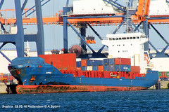 Sophia (andreasspoerri) Tags: antiguabarbuda containerschiff fujianmaweifuzhou imo9433456 rotterdam sophia