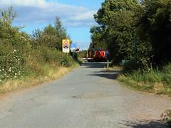 kirkby in ashfield (kelvin mann) Tags: kirkbyinashfield kirkby notts nottinghamshire ashfield train