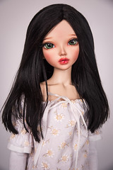 K-Pop Idol (Amadiz) Tags: tan wig wigs amadiz amadizstudio fairyland minifee chloe bjd abjd doll dolls