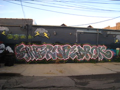 SINER RUDE EDROK (Billy Danze.) Tags: siner rude edrok bc graffiti chicago rude13 rdc tfp kwt 2nr