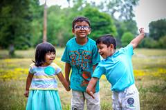 Childhood  Silbling love (Anwar.Shamim) Tags: brothers sister childhood siblings smile shamim shamimphotography affan mahdia taseen bangladesh bangladeshi dhaka happy happiness bonding siblinglove loves baby childish childsmile