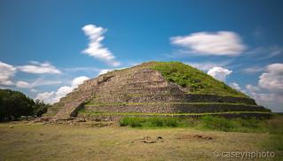Kinich-Kakmo Pyramid - Izamal, Mexico