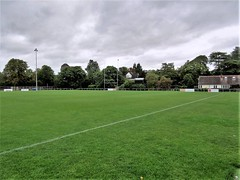 The University Rugger pitch (Guy Marriott)