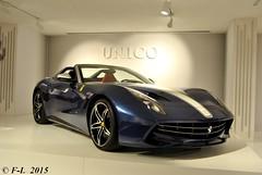 Ferrari F60 - Galleria Ferrari - Maranello 2015 (Ferrari-live / Franck@F-L) Tags: ferrari america maranello galleria