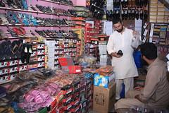 Shoe Shop (muhammadabdullah_k) Tags: rawalpindi pakistan interest free loans microfinance entrepreneurship pakhtoon ordinary people small business akhuwat shoes shop