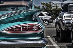 59 Chevy Rear (PAJ880) Tags: 59 chevy lights fin movie car charlestown ma rear tail