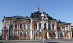 Kuopio City Hall (Discovering Finland) Tags: kuopio city hall
