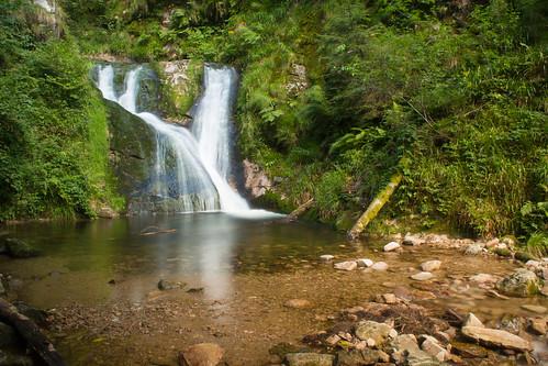 Cascades Allerheiligen à Oppenau