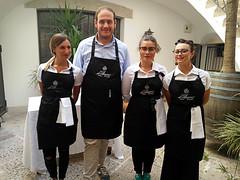 La Marchesa & d'Arapr (Sparkling Wines of Puglia) Tags: party battesimo aperitivo palazzodarapr