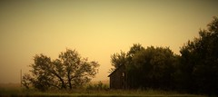 Little Old Barn (ClvvssyPhotography) Tags: