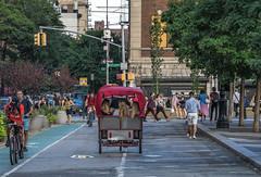 Pony Tales (Jeffrey Friedkin) Tags: jeffreyfriedkinphotography buildings city cityscene bicycle bike manhattan newyork newyorkphoto nyc newyorkscene street streetscene unionsquarepark z