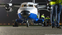 _DSC7113 (southspotterman1) Tags: l410 airplanes spotting unoo inomsk omsk airport     410  nightspotting